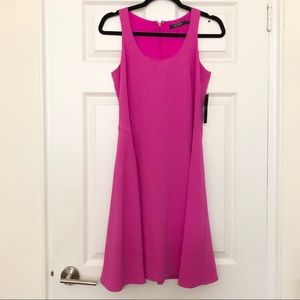 NWT Ralph Lauren Midi Dress